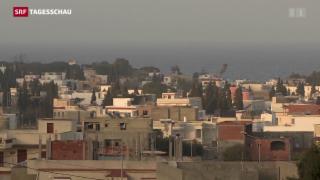 Video «Tunesischer Staatsbesuch in Bern abgesagt» abspielen