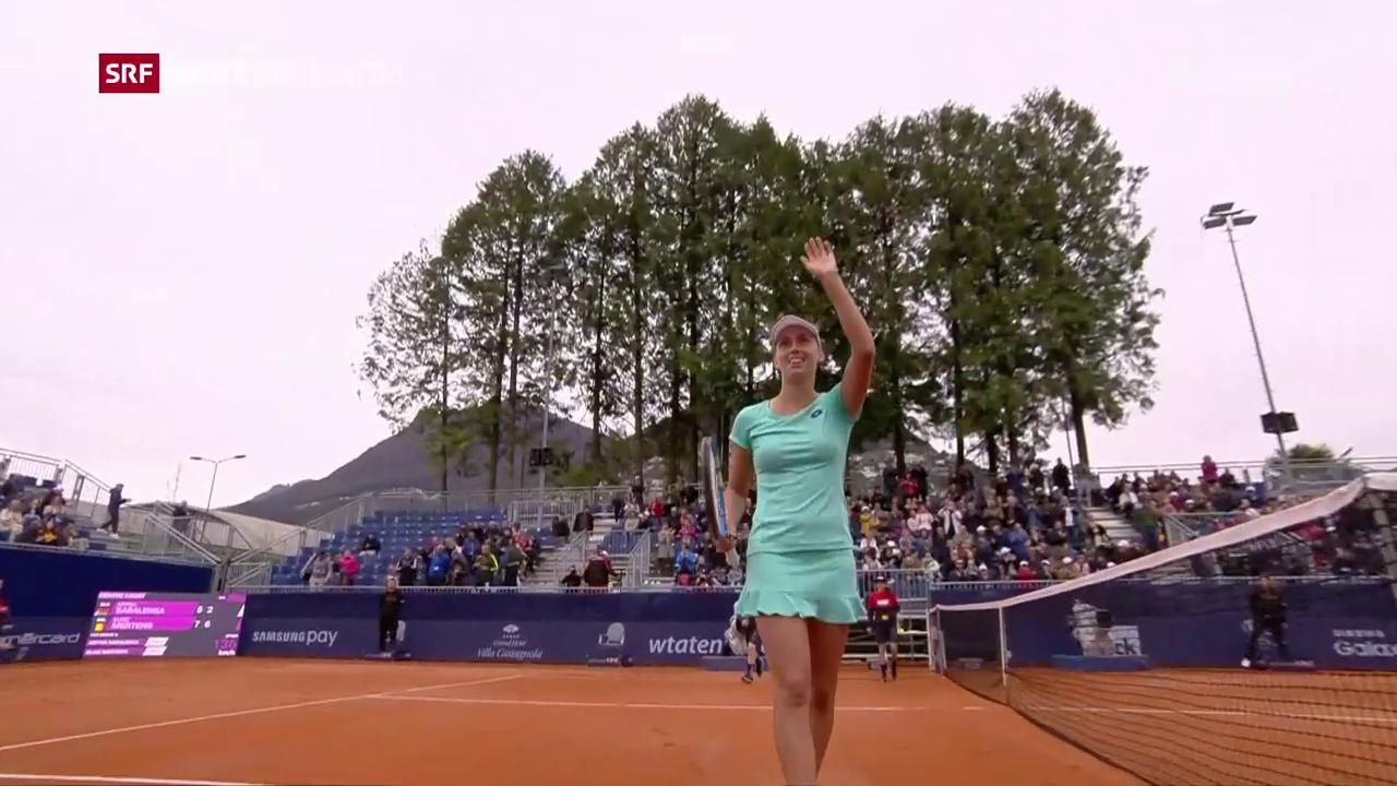 Mertens holt Turniersieg in Lugano