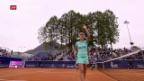 Video «Mertens holt Turniersieg in Lugano» abspielen