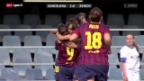 Video «Fussball: Champions League Frauen» abspielen