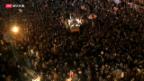 Video «Ägypter fordern Gerechtigkeit» abspielen