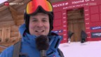 Video «Ski Alpin: In Wengen mit Daniel Albrecht» abspielen