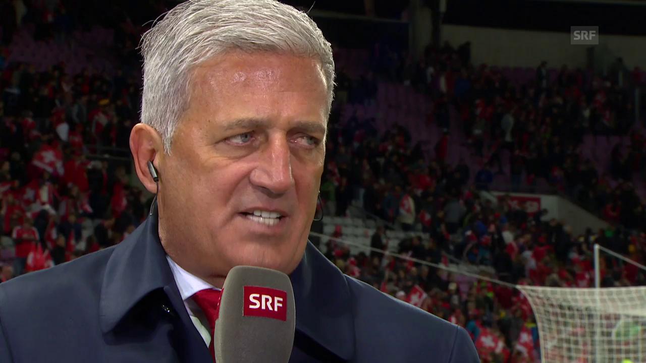 Petkovic: «Es ist manchmal fast zum Verzweifeln»