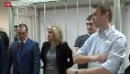 Video «Haftstrafe für Putin-Kritiker» abspielen
