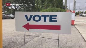 Video «Wahlen in Florida» abspielen
