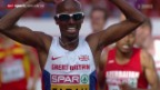 Video «Leichtathletik: Farahs Sieg über 5000 m» abspielen