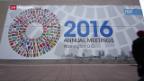 Video «Jahrestagung des IWF» abspielen