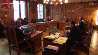 Video «Bundesrats-Fahrplan nach Abstimmung» abspielen