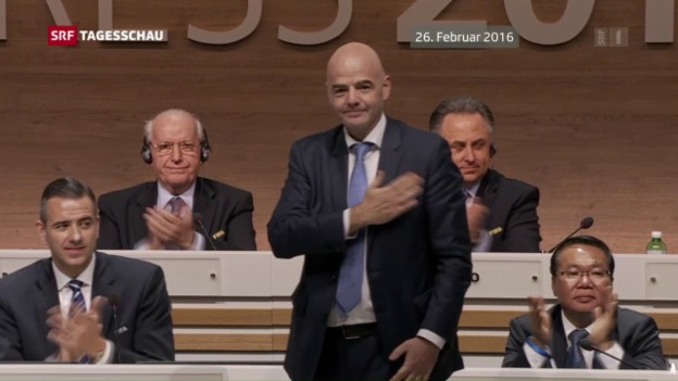 Video «Gianni Infantino in den «Panama Papers»» abspielen