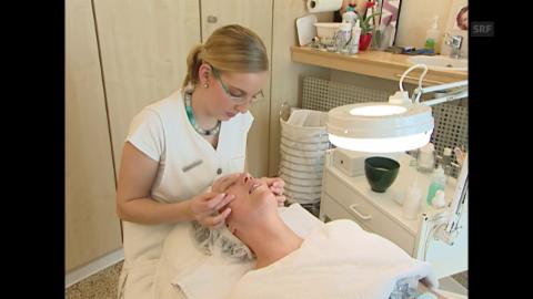 Berufsbild: Kosmetikerin EFZ