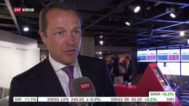 Video «SRF Börse vom 20.06.2018» abspielen