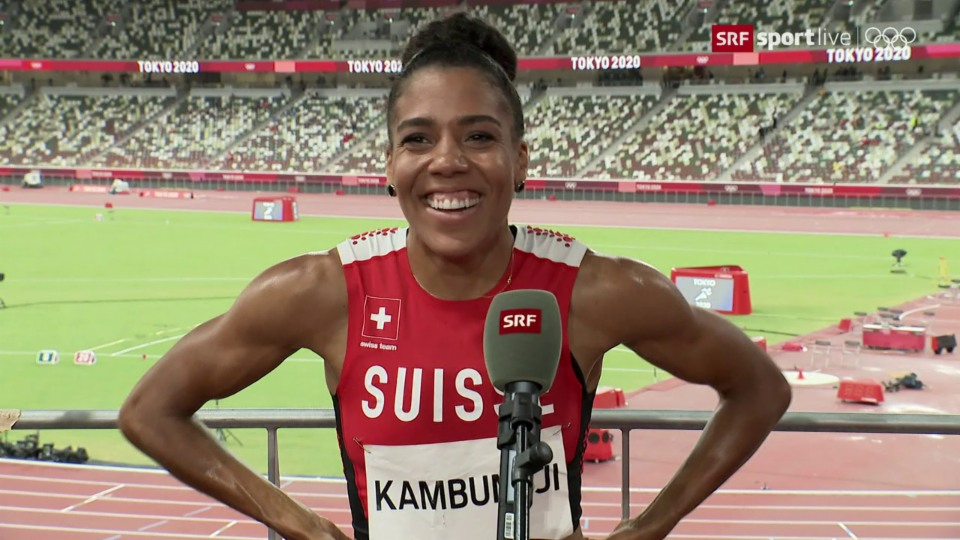 Kambundji: «I n'era betg la cursa perfetga»