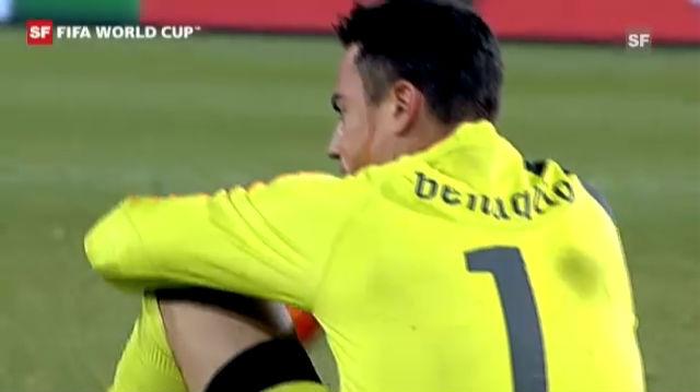 WM 2010: Schweiz - Honduras