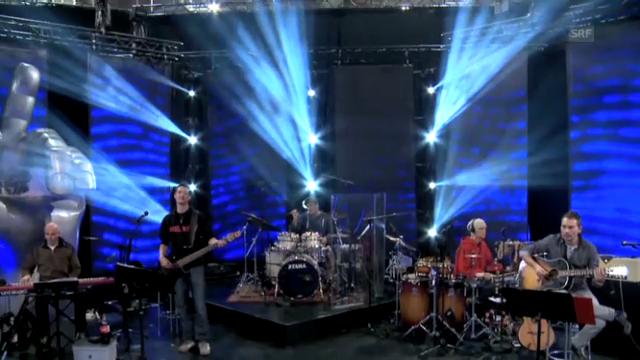 Die Band von «The Voice of Switzerland»