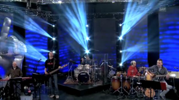 Video «Die Band von «The Voice of Switzerland»» abspielen