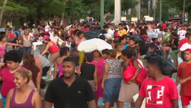 Video «Plünderer in Acapulco» abspielen