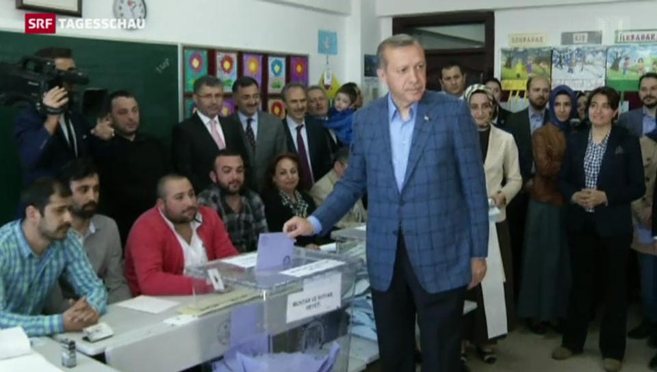 Erdogans Partei feiert Wahlsieg