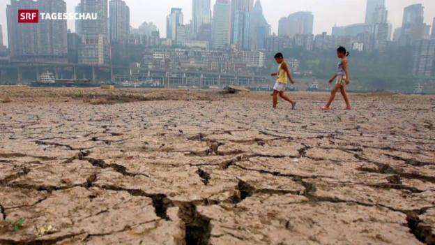 Video «Die Nachhaltigkeitsziele der UNO» abspielen