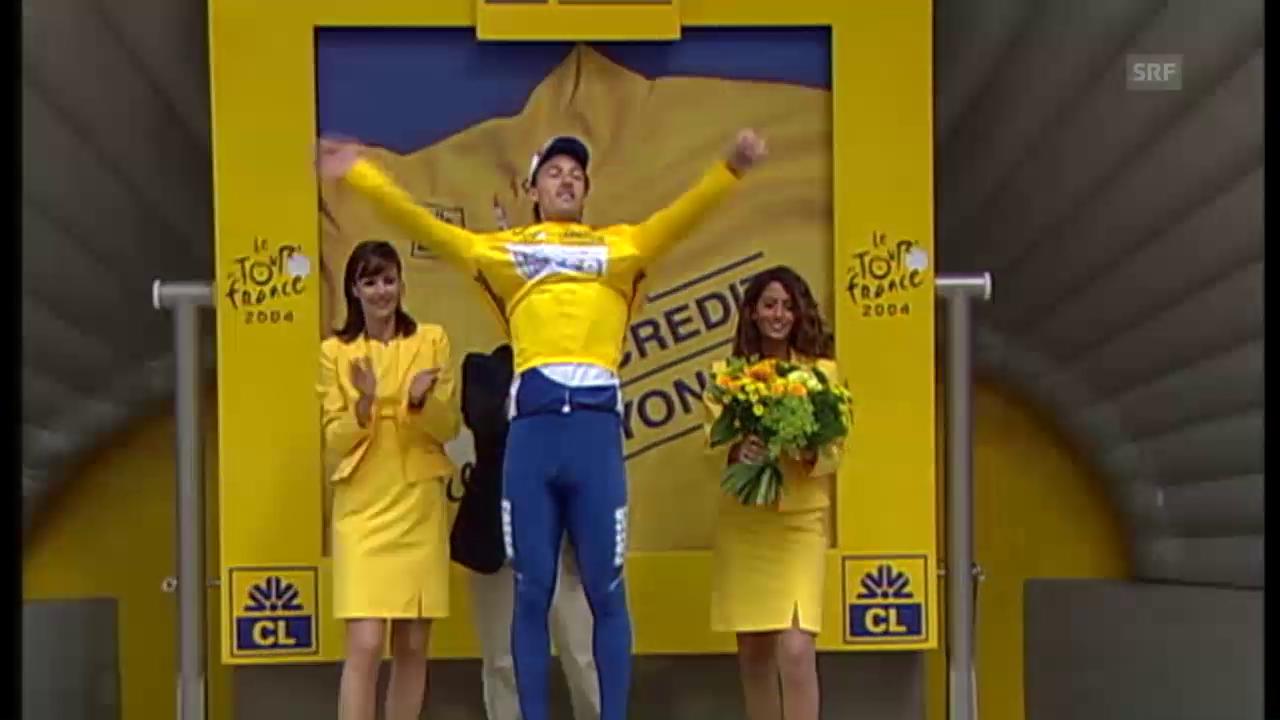 Das fantastische Debüt an der Tour de France