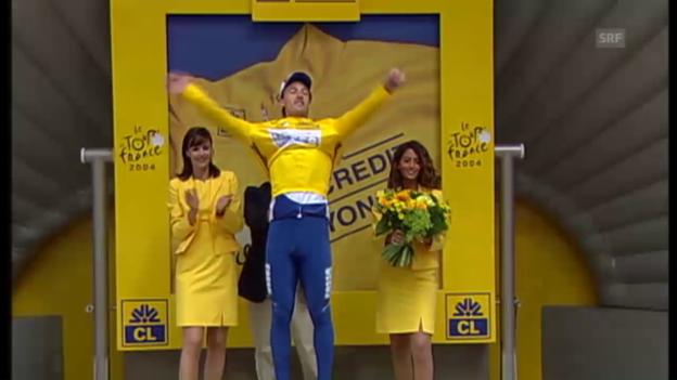 Video «Das fantastische Debüt an der Tour de France» abspielen