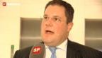 Video «Döring kritisiert das Verhalten der SPD.» abspielen