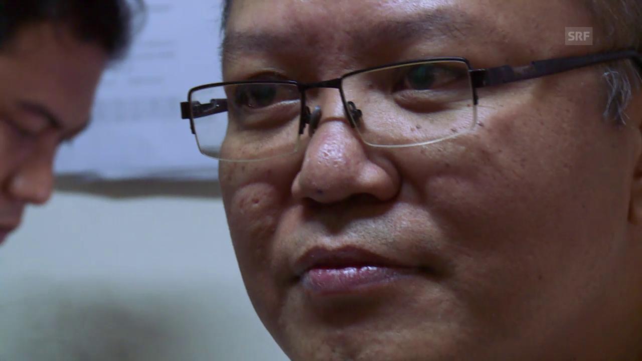 Toe Zaw Latt: «Die Zensur existiert immer noch.»
