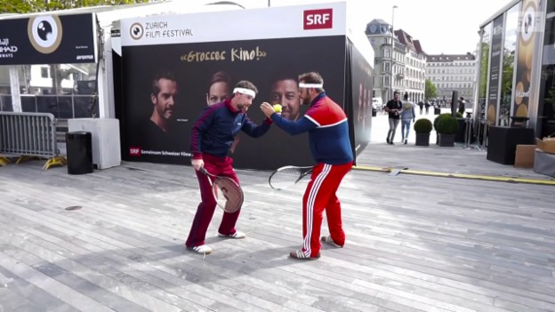 Video «Nik Hartmann Borg vs. Marco Thomann McEnroe» abspielen