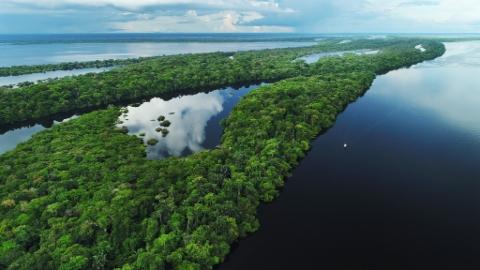Die grössten Flüsse der Erde: Der Amazonas (1/3)