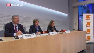 Video « Bundesratskandidaten der CVP» abspielen