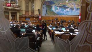 Video «Die AHV-Reform ist zurück auf Feld 1» abspielen
