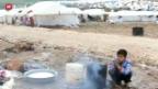 Video «Riesige Flüchtlingslager» abspielen