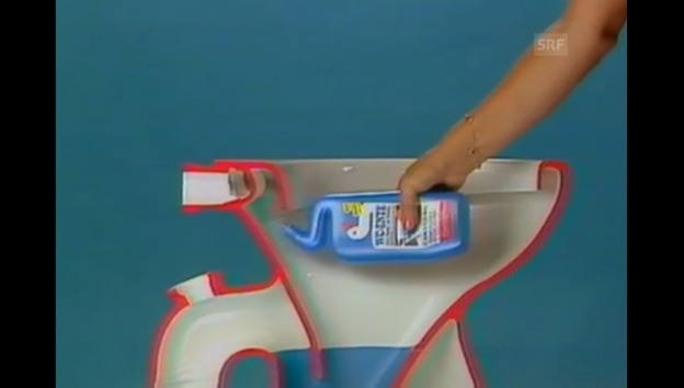 Video «TV-Reklame für Toilettenreiniger von 1985» abspielen