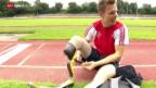 Video «Leichtathletik: Weitspringer Markus Rehm nicht an der EM» abspielen