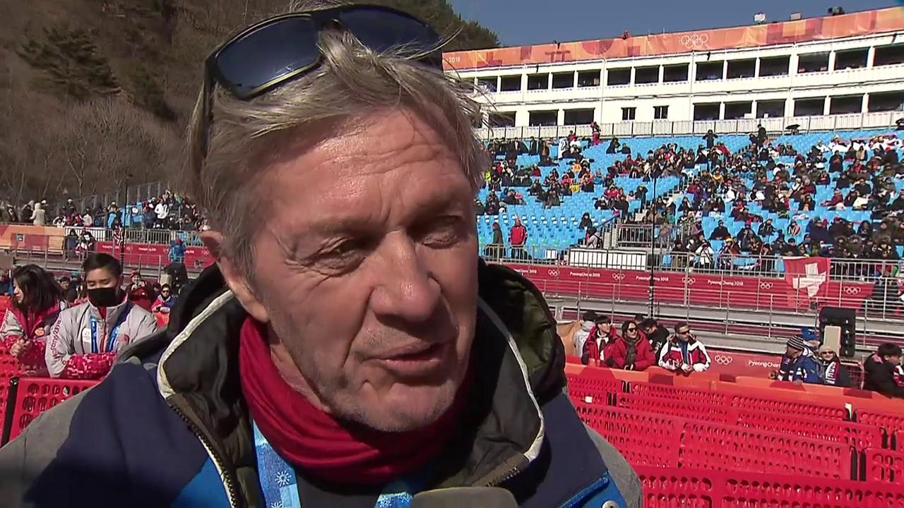 Russi über den Wind: «Sobald es Berge hat, ist der Wind immer ein Thema»