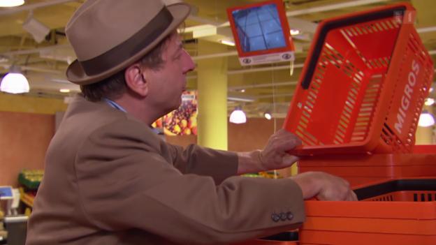Video «Einkaufswägeli im Test: So eklig sind sie wirklich» abspielen