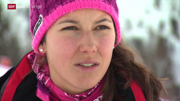 Video «Wendy Holdener – Countdown für die Schweizer WM-Hoffnung» abspielen