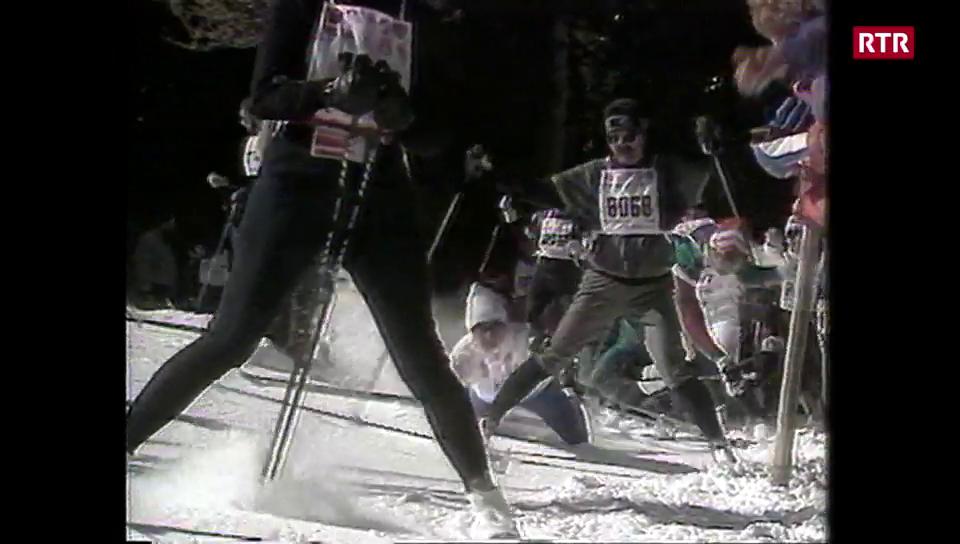 Il 25avel Maraton engiadinais 1993