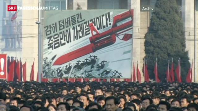 Nordkorea zieht Raketen ab
