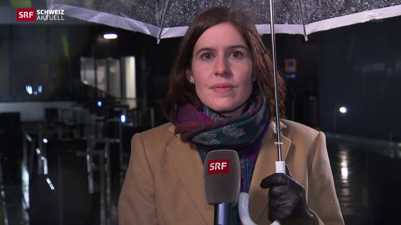 Einschätzung von SRF-Korrespondentin Mirjam Mathis