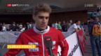 Video «Schweizer Staffel verpasst Sieg beim Weltcupfinal» abspielen