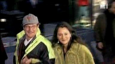 Video «Robin Williams lässt sich scheiden» abspielen