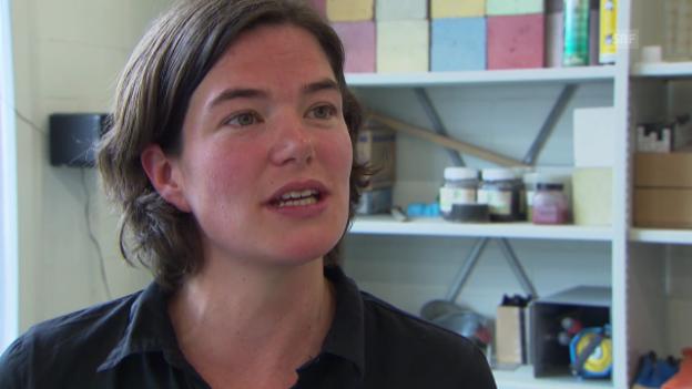 Video «Ursina Jenny über die 3000 Beton-Arten» abspielen