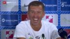 Video «Fussball: EM-Quali, Slowenien-Trainer Srecko Katanec im Porträt» abspielen