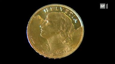 Goldvreneli: Banken zahlen oft zu wenig