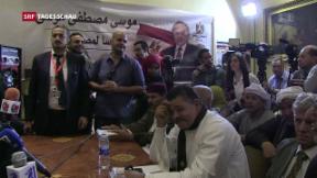 Video «Ägypten wählt Präsidenten» abspielen