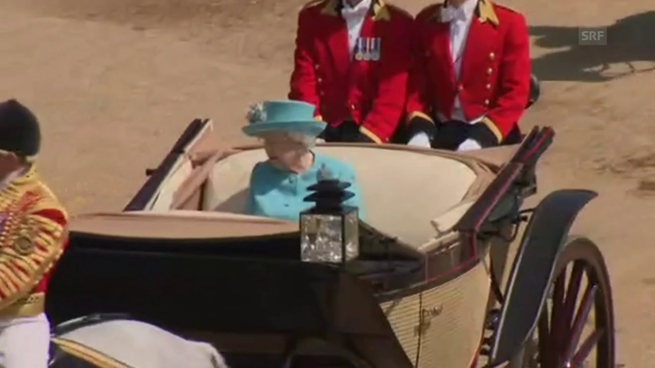 Trooping the Colour (unkommentiert)