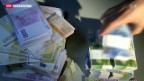 Video «Nationalbank erzielt 6.9 Mrd. Fr. Gewinn» abspielen