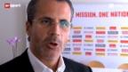 Video «Eishockey: Gaydoul tritt als Verbands-Präsident zurück» abspielen