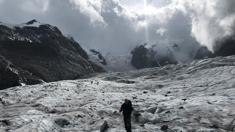 Mission Gletscherrettung
