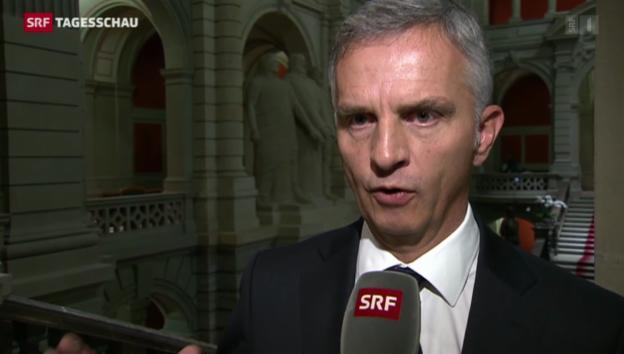 Video «Schweiz als Vermittlerin im Syrien-Krieg?» abspielen